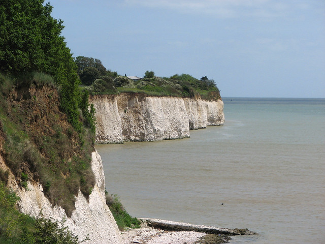 Cliffs End near Ramsgate