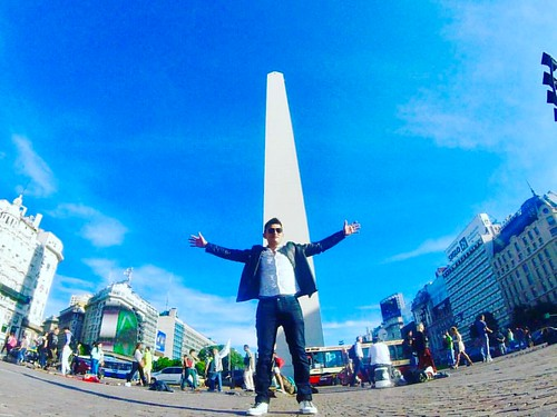👉❤️#obelisco #gopro #gopro📷 #obeliscos #obeliscofitness #gopró #goprohero4 #calvinklein #goprohero5 #fé #força #foco #tbt #gopro4 #buenosaires #argentina #buenosairesphoto #ig_buenosaires #happy #buenosairesargentina #bsas #travel
