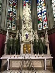 Stiftskirche am Karmittwoch