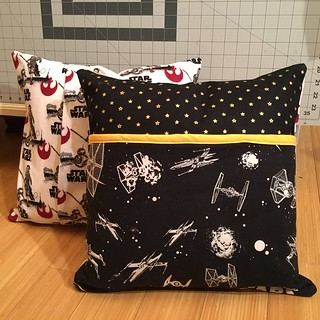 Pocket Pillows