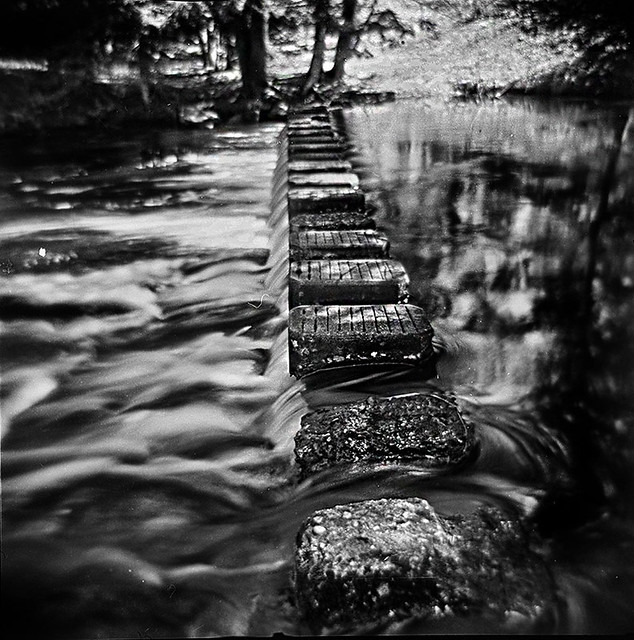 Stepping Stones-Middle Branch, Ontonogon River