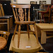Hardwood kitchen chair E35