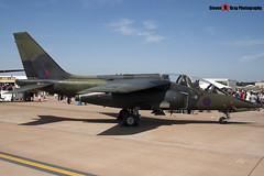 ZJ648 - 0009 - Royal Air Force - Dassault Dornier Alpha Jet A - Fairford RIAT 2006 - Steven Gray - CRW_1545