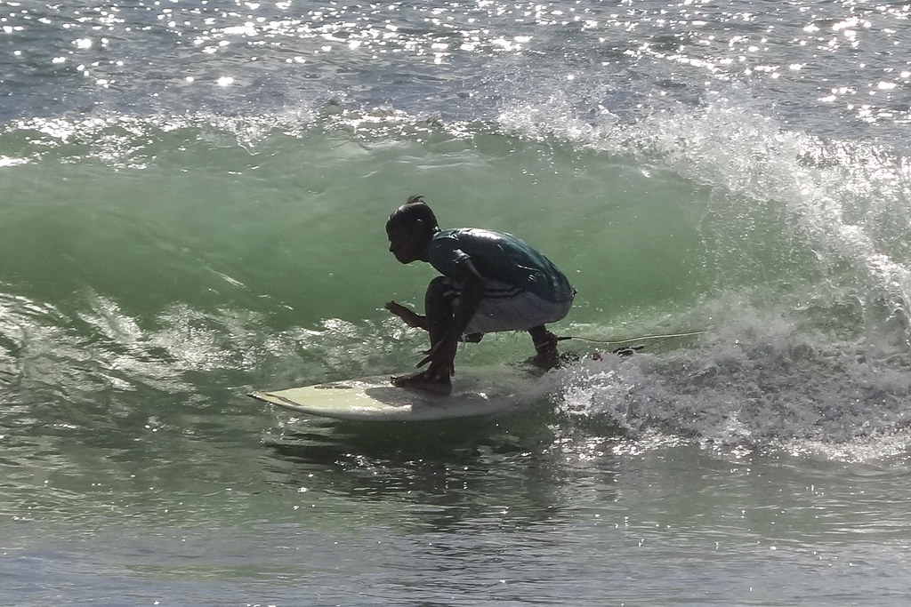 Surfing in Mulki
