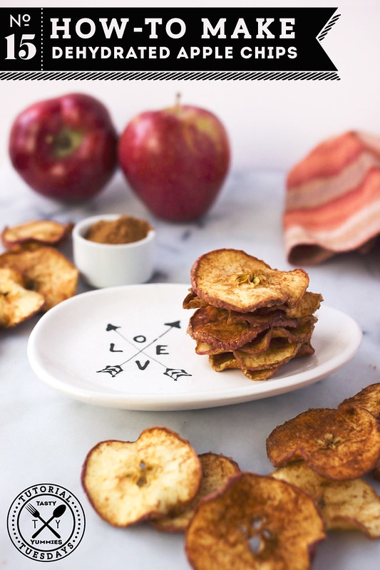 How-to Make Dehydrated Apple Chips