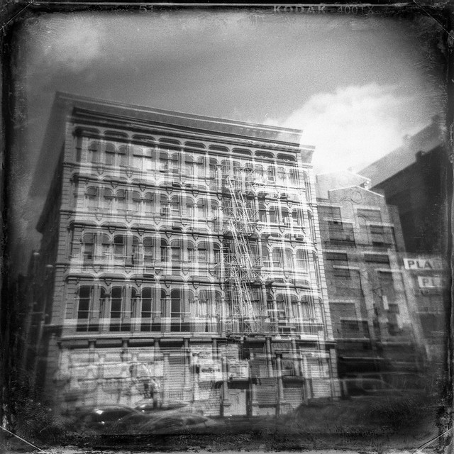 NYC - Faux Wet Plates-3
