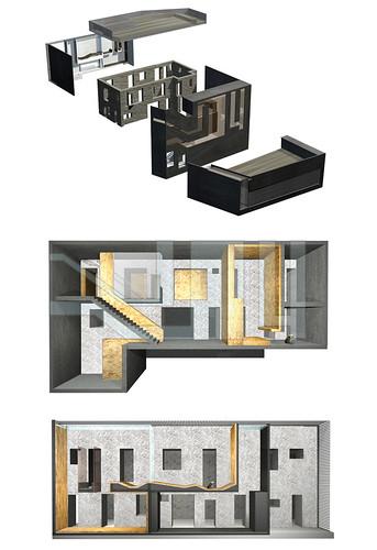 十一事務所 xrange - Ant Farm House 私人住宅