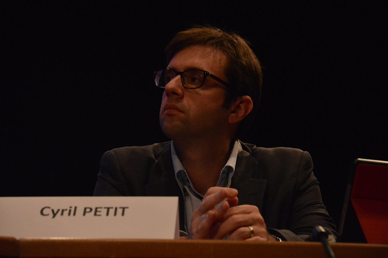 Cyril Petit
