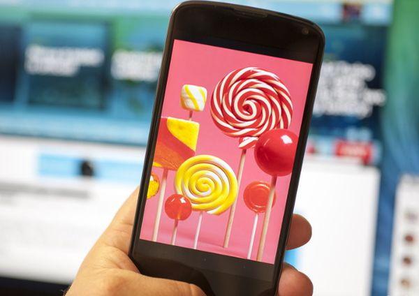 Android 5.0 для Nexus 4