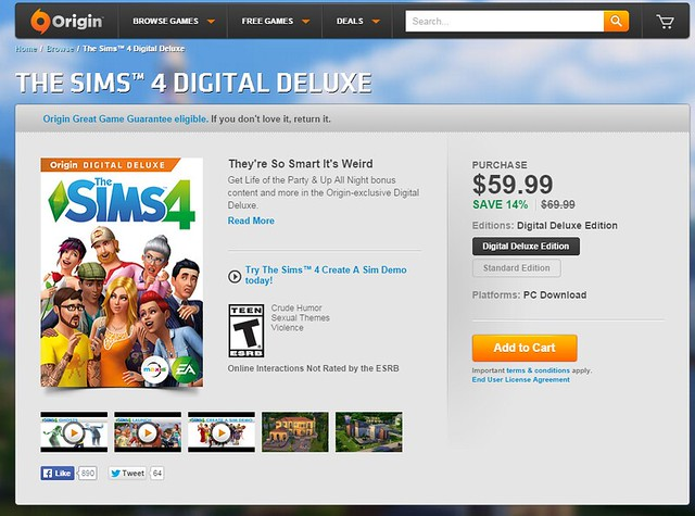 Origing Sims Cats And Dogs Coupon Codes