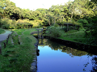 The Kanda Jōsui (aqueduct)
