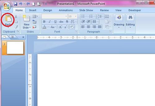 6 langkah cara memindahkan tabel dari excel ke powerpoint1