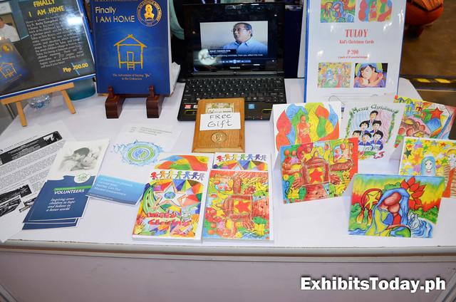Tuloy Foundation Children artworks