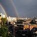 Seattle Double Rainbow by spratt504