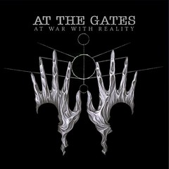 "Finally listening to this. Their first studio album since ""Slaughter of the Soul"" 19 years ago. It's like Santa arrived early, riding a dragon and throwing up the horns #AtTheGates"