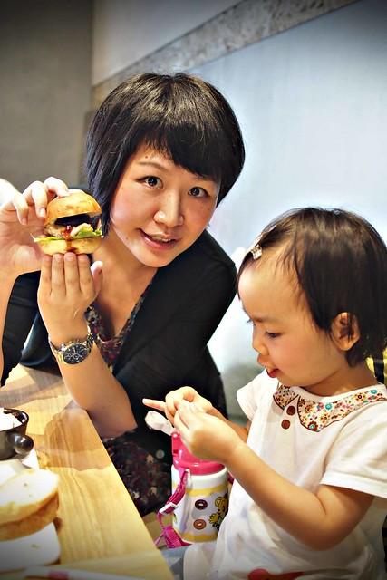 辣椒雞肉漢堡(微辣)-5