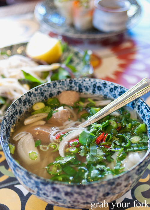 Pho dac biet at Mama's Buoi, Surry Hills