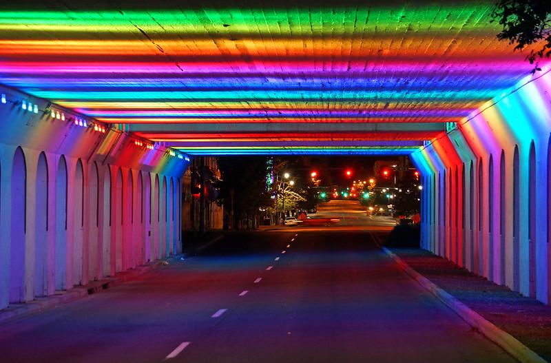 Light Tunnel 2