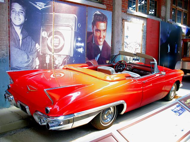 Cadillac El Dorado Biarritz Convertible 1957