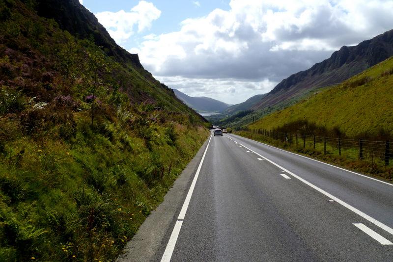 Cycling North Wales