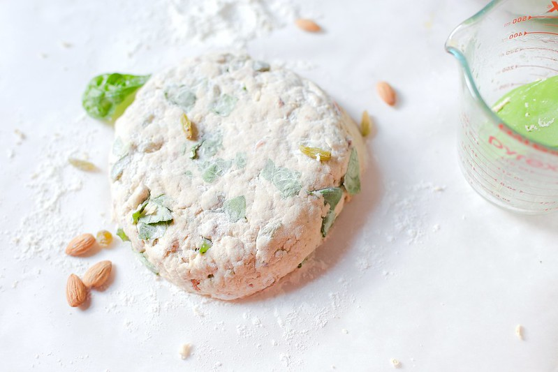 Almond, Raisin and Basil Soda Bread | the Whinery by Elsa ...