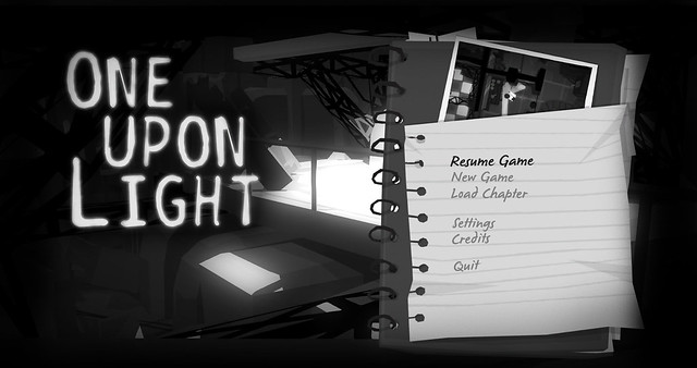 One Upon Light on PS4