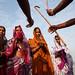Rituals - Sonpur, India by Maciej Dakowicz