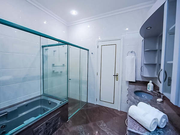 Gardenia Boshor Boutique Guest House Bathroom