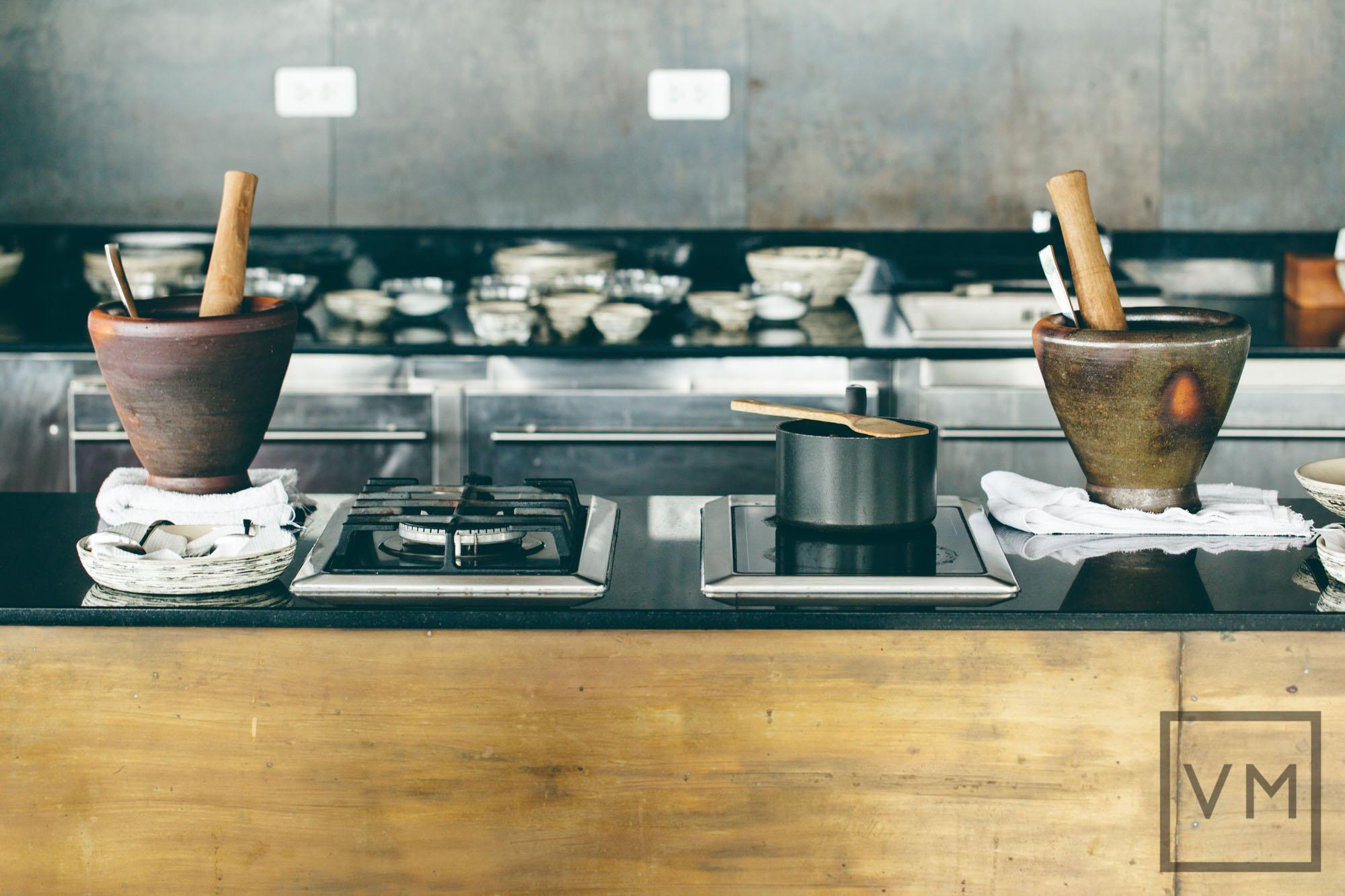 Paresa Phuket Recipe Cooking Class