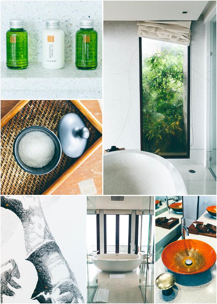 Paresa Phuket Talay Suite Bathroom