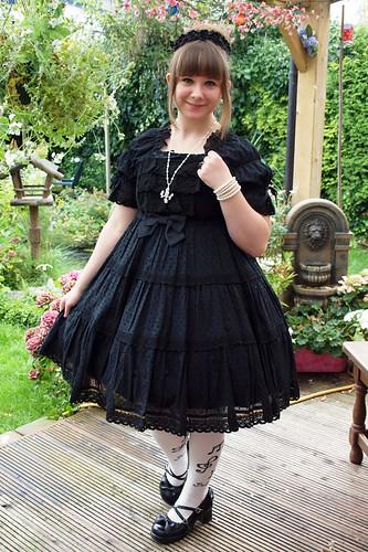 Kawaii in Black One
