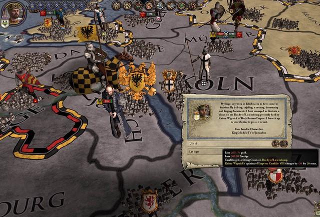 Crusader King 2