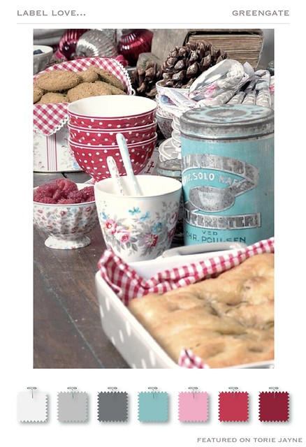GreenGate Autumn-Winter 2010