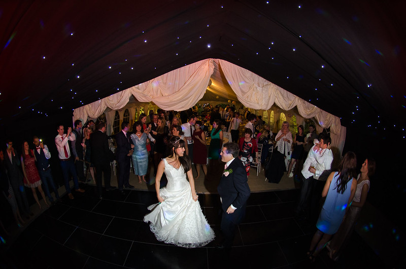 Newburgh Priory Father and Daughter Dance