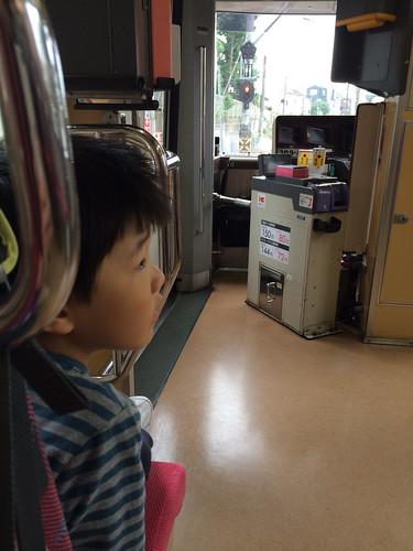東急世田谷線 2014/10