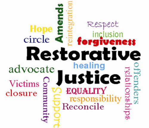 Image result for restorative discipline