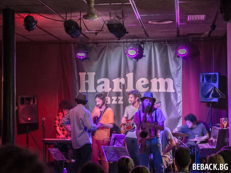 Harlem jazz bar