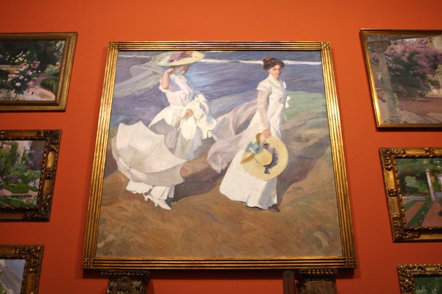 Sorolla Museum, Madrid, Spain