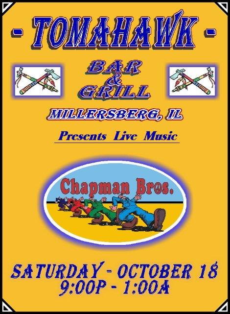 Chapman Bros. 10-18-14