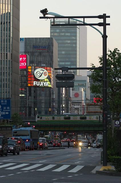 Tokyo Train Story 東海道本線 2014年10月17日
