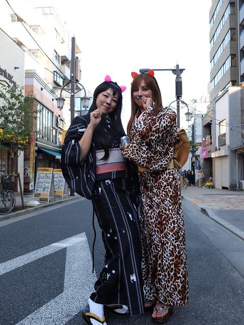Kagurazaka Bakeneko Parade 2014-26