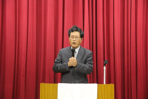 20141017チャペル・アッセンブリ・アワー