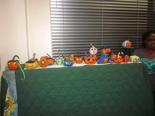 Pumpkin Painting (10)