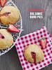 strawberry balsamic hand pie