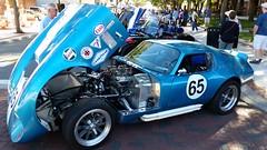 race car, automobile, vehicle, shelby daytona, antique car, land vehicle, sports car,