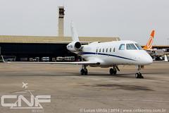 Gulfstrem G150 PR-FSN