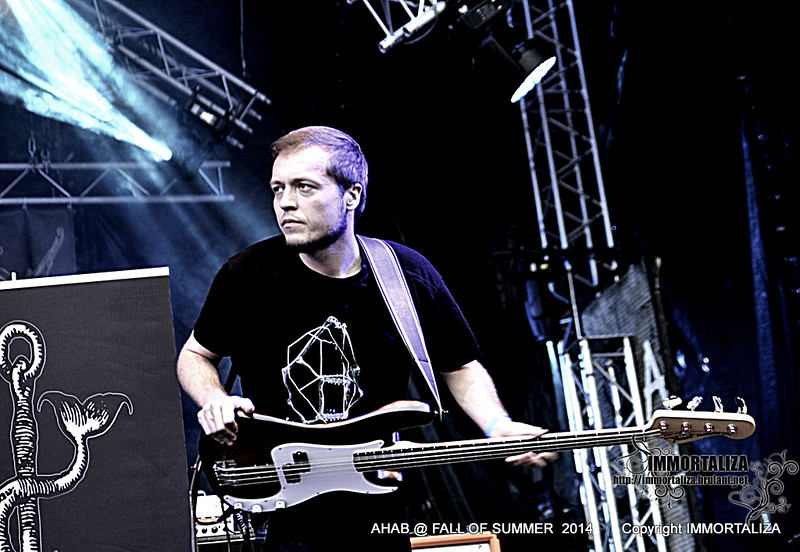 AHAB @ FALL OF SUMMER , Torcy France 5/6 septembre 2014  15405514057_5ed2538a25_c