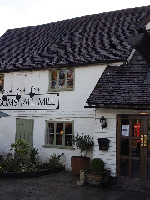 Gomshall Mill, Gomshall, Surrey, England, Travel