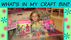 Thumbnail image for What's in my craft bin?
