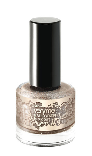Top coat Very Me Grafitti, Oriflame_1